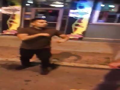 Instagram Comedian Mike Ruga Gets Beat Up