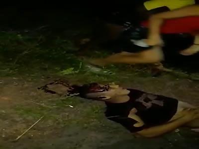 2 man brutally murdered