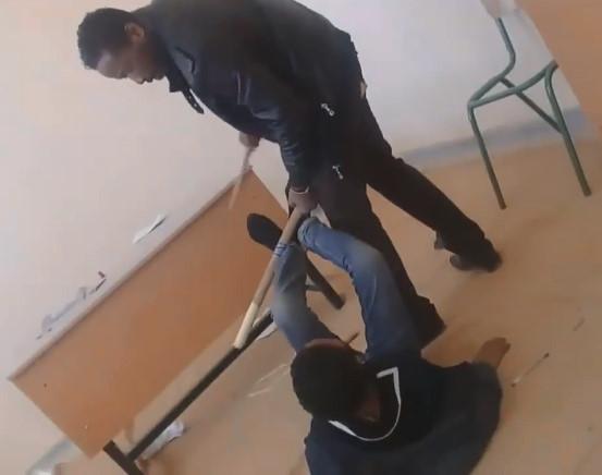 Students Beaten by Teacher at Ghetto School