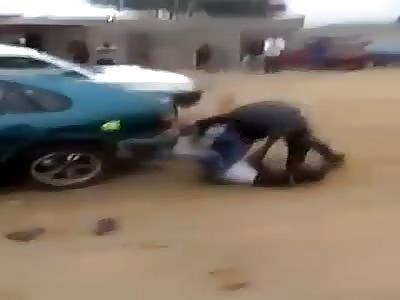 Nigger fight