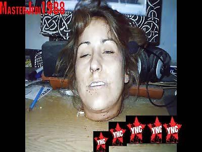 Murdered girl