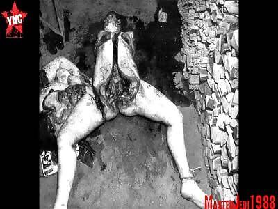 Serial killer crime scenes