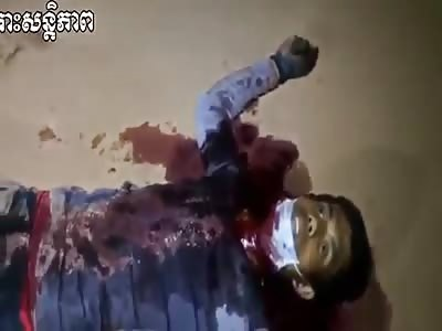 Dead Asian