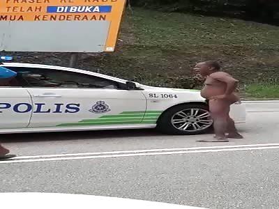 Crazy nigger