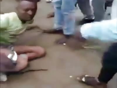 Nigger on nigger abuse