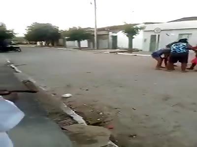 Nasty slut fight