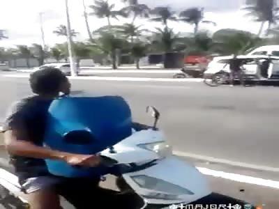 Nigger killed