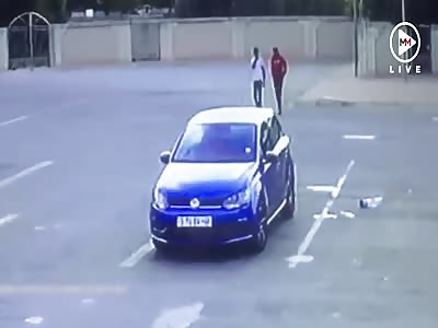 (Repost) Man shot in car in broad daylight