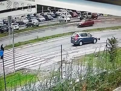 Slovakia (Bratislava) accident