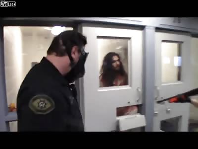 Utah Co. Jail detainee files lawsuit over jail shooting