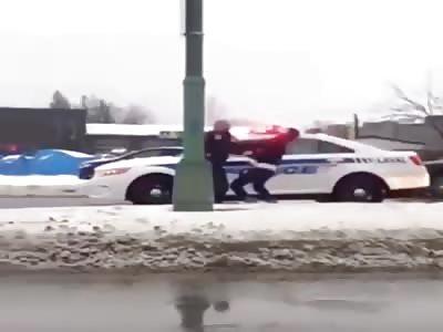 A very tough cop