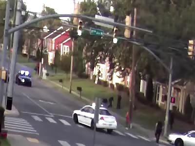 Nashville police officer fatally shoots black man in the back