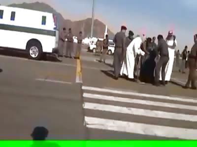 (Repost)  Punishment of criminals in Saudi Arabia