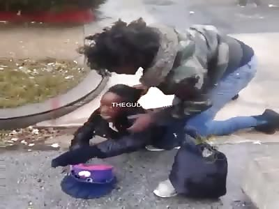 Girl Steals Her Friend's Crack Rocks Then Tries Hiding...