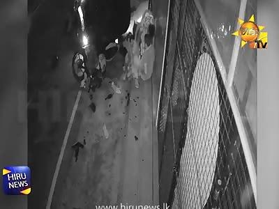 Imadu: Motorcycle accident