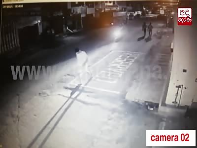 (Repost) CCTV: Murder on the street (long video)