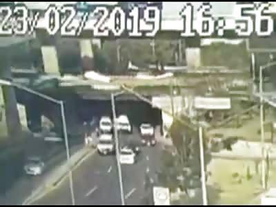 Fatal accident in Estado de México