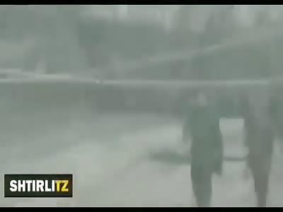 sniper of Ukraine kills Russian mercenary