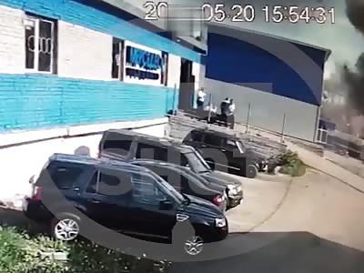 Welding Gone Wrong Leaves 3 Dead in Russia