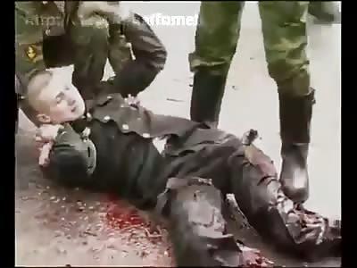 Terrorist attack in Kaspiysk in 2002