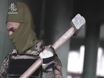 Bitten by the Sniper's Bullet