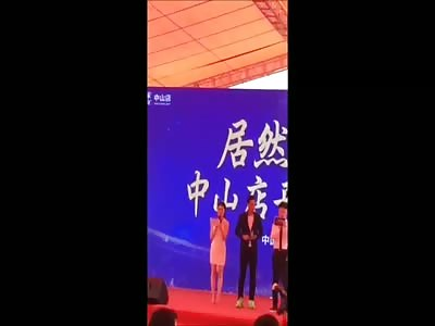 (Repost) Hong Kong actor Simon Yam got stabbed