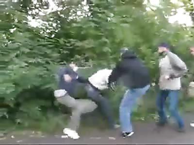 Random violence | NS-WP