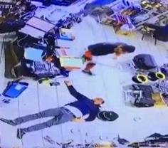 Store Clerk Beaten To Near Death