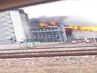 Hebei Longcheng Coal Utilization Co., Ltd. coal explosion