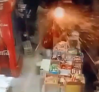 University Student Killed by Man Firing Gun at Him in Shop