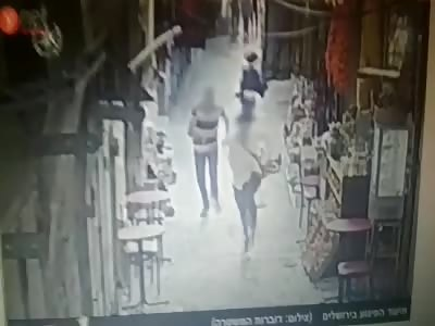 Palestinian Stabs Two Israelis in Jerusalem; Israeli Army Reportedly Kills Palestinian Teen Near Bethlehem