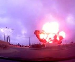 Shocking Plane Crash Caught on Tape in Malta