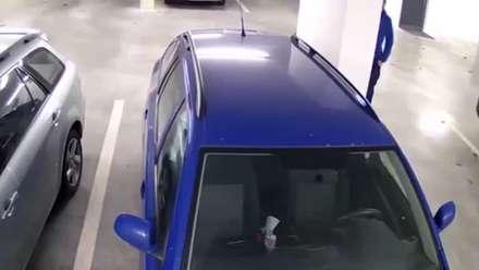Motorists warned after 'car rapist' caught on camera having sex with SKODA