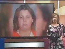 Animal shelter worker arrested after she was busted on video banging a dog