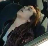 Heroin OD death Filmed