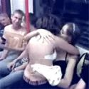 Drunk lesbians dont give a fuck