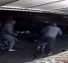 Gang Member Stabs Rival In Terrifying 'Rambo Knife' Attack