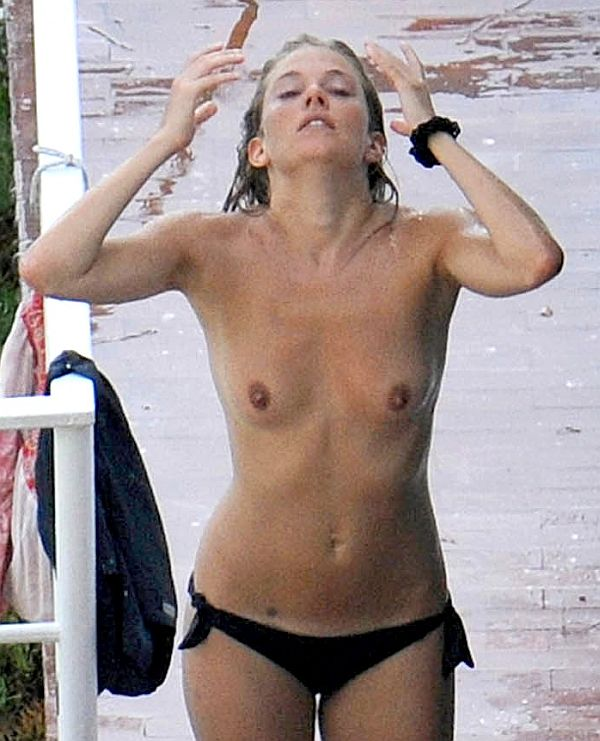 Hidden Camera Catches Sienna Miller Being a Whore