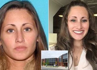 BUSTED: Hot Teacher Fucks Student.