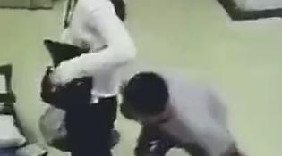 Creppy Ass Butt Sniffer Caught