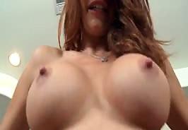 MILF girlfriend Monique Alexander Love Young Cock