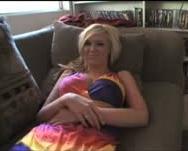 Watch my Busty Blonde Girlfriend