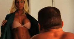 Bizarre Bodybuilders Having Sex is Beyond Wierd Sh*t