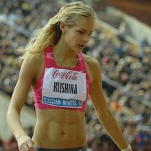 The Unbelievable Darya Klishina Wardrobe Fail