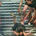 LMFAO: Super Star Rihanna Falls Head First During Concert