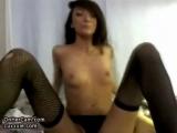 Asian leggy slut onhercam