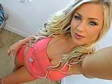Blonde Girlfriend Wasnt Laid In 3 Months!