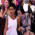 Rihanna Passes a Bag of Cocaine to Lady Gaga