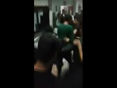 You're Safe Nowhere...Shia Mob Lynches a Sunni Man inside of a Hospital for Revenge