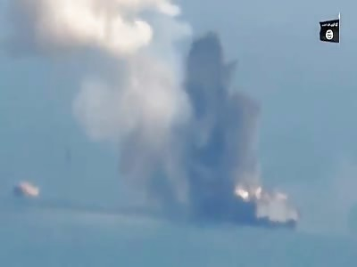 The Bazooka Sniper..ISIS Fighter uses Heat Seeking Rockets to Kill Targets